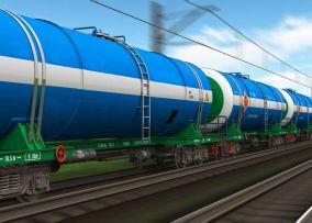 Rail tank cars