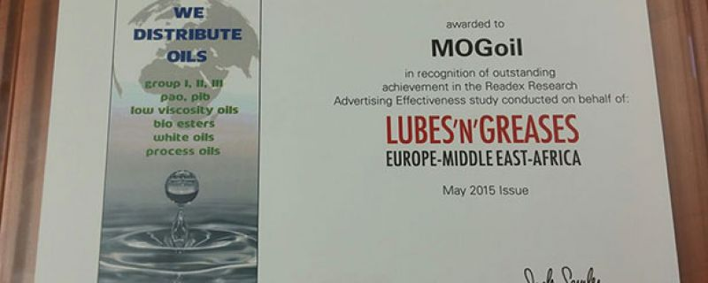 """Honoring Advertising Excellence"" – Lubes'N'Grease"