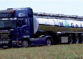Road tankers